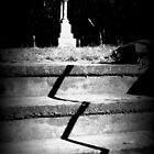 At the End of the Zigzag Line© by walela