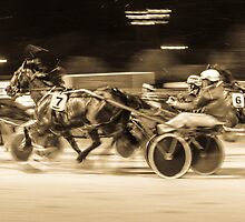 Horse Racing 4 by Andrew Lever