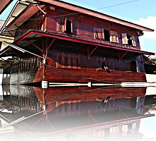 Pictures house like a ship found in the application of architecture admirable by sellgreengroup