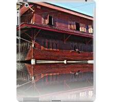 Pictures house like a ship found in the application of architecture admirable iPad Case/Skin