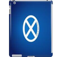 The Saltire  iPad Case/Skin