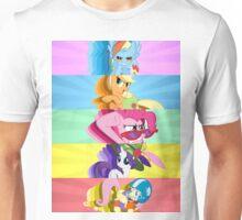 BAMF Ponies Unisex T-Shirt