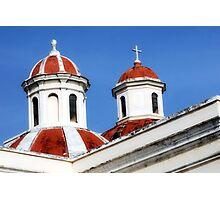 San Juan, Cathedral Photographic Print