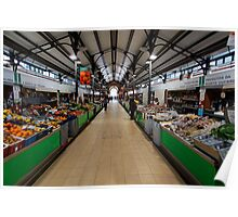 Inside Loule Market Poster