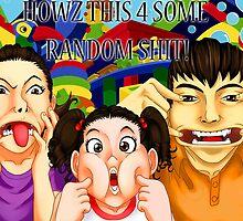 RANDOM SH*T! by Jack Finch
