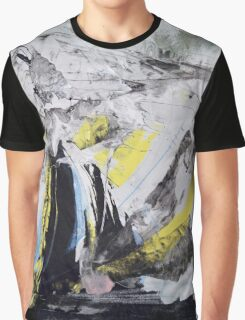 Drawing On Stone - Original painting on Canvas Mixed media by famous Russian musician  Graphic T-Shirt
