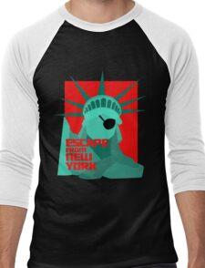 Call Me Snake II Men's Baseball ¾ T-Shirt