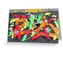 Wall-Art-006 Greeting Card