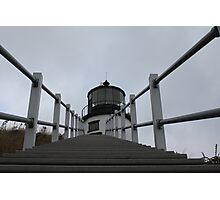 Owl's Head Lighthouse 2 Photographic Print