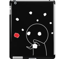 Shadow Guy and the Fireflies iPad Case/Skin