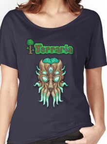 Terraria Moon Lord Head Women's Relaxed Fit T-Shirt