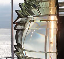 Owl's Head 4th Order Fresnel Lens by MarquisImages