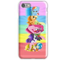 BAMF Ponies iPhone Case/Skin