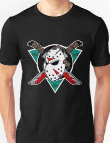 Crystal Lake Ice Hockey Unisex T-Shirt