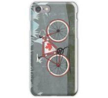 Love Bike, Love Canada iPhone Case/Skin