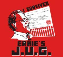 I Survived Ernie's J.U.G. T-Shirt