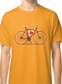 Love Bike, Love Canada Classic T-Shirt