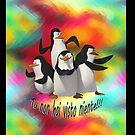 Penguins of Madagascar by Sebastian Ratti