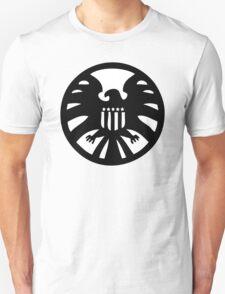 Retro SHIELD Symbol T-Shirt