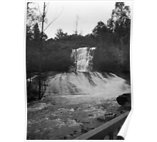 spillway flooded Poster