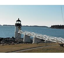Marshall Point Lighthouse 2 Photographic Print