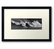 The Art Of Surfing In Hawaii 9 Framed Print