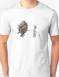 A sigh and a shadow T-Shirt