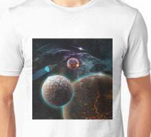 Deep Space Flare Unisex T-Shirt