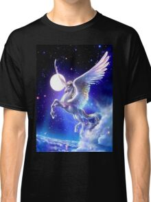 Night flight Unicorn Classic T-Shirt