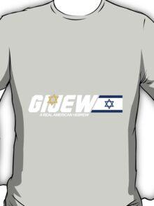 GI Jew - The Real American Hebrew T-Shirt