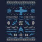 Shiny Sweater by victorsbeard
