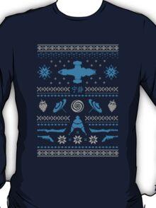 Shiny Sweater T-Shirt