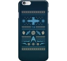 Shiny Sweater iPhone Case/Skin