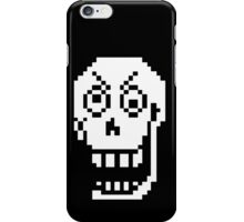 Nefarious  Papyrus iPhone Case/Skin
