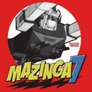 MAZINGA 7 by psurg