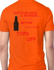 bottled beer 12 Unisex T-Shirt
