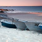 Boats on Coogee by Lincoln Stevens