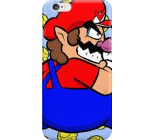 Mari-Wario iPhone Case/Skin