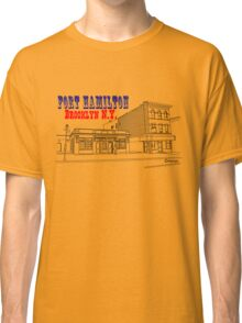 Fort Hamilton in Brooklyn, New York Classic T-Shirt