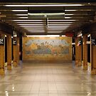 Penn Station, NYC by jimmylu
