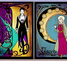 Women of Farscape by spritelady
