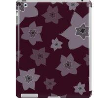 American Gothic Blood Flowers iPad Case/Skin