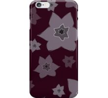 American Gothic Blood Flowers iPhone Case/Skin
