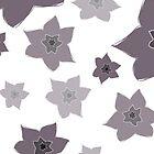 American Gothic Flowers by Carol-Anne Ryce-Paul