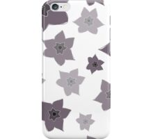 American Gothic Flowers iPhone Case/Skin