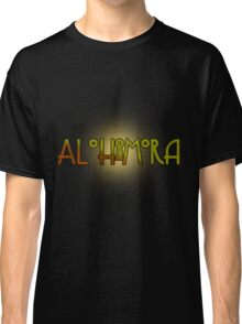 Alohomora - Harry Potter spells Classic T-Shirt