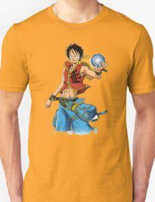 luffy 4 T-Shirt