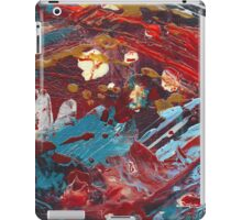 Comic Book Hero iPad Case/Skin