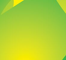 Green Tonal Collision by tscreative