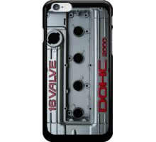 Mitsubishi Valve Cover 4G63 (iPhone) iPhone Case/Skin